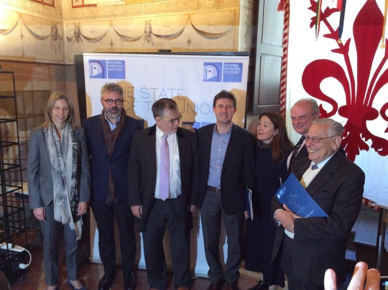 Conferenza Stampa The State of the Union_Gruppo