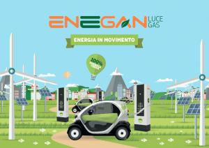 Energia in movimento - Enegan