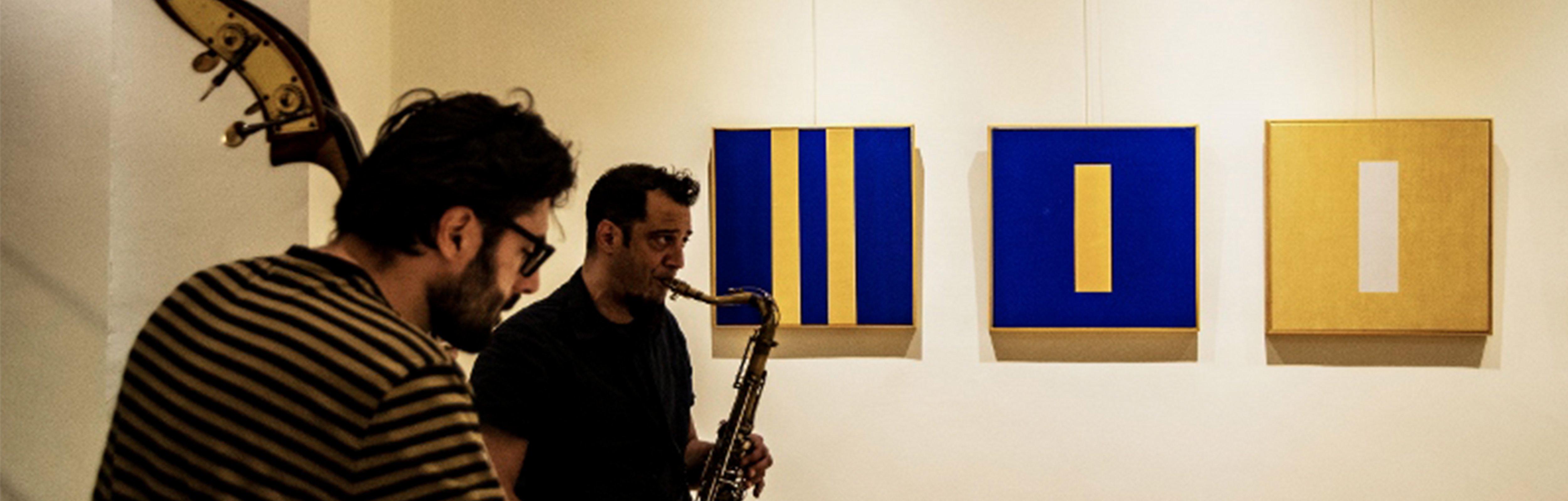 """Venerdì 9 Novembre inaugurazione della mostra """"Colori dell'anima"""" alla Galleria360"""