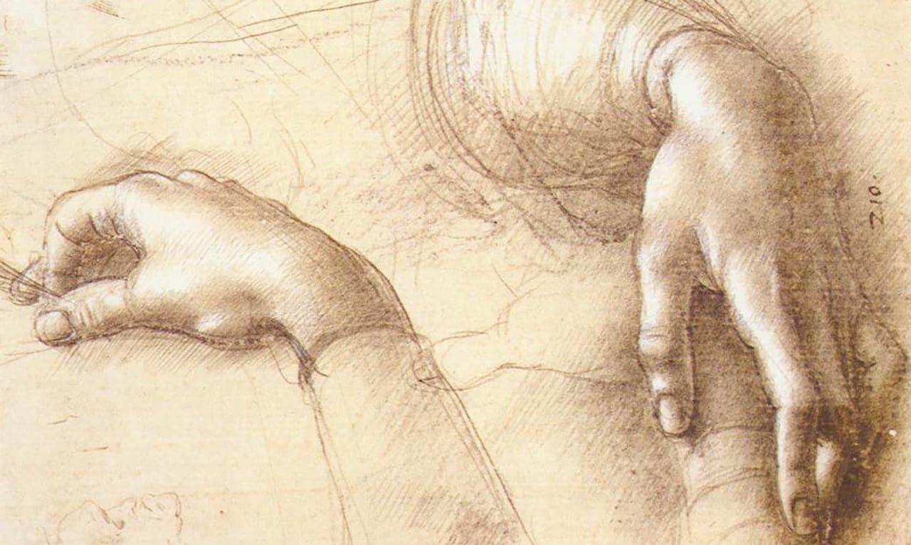"""""""La gloriosa e ineffabile senistra mano"""" – Leonardo industrial designer"""
