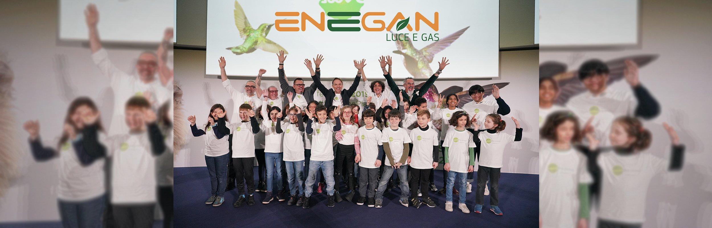 La convention Enegan si chiude con una buona azione