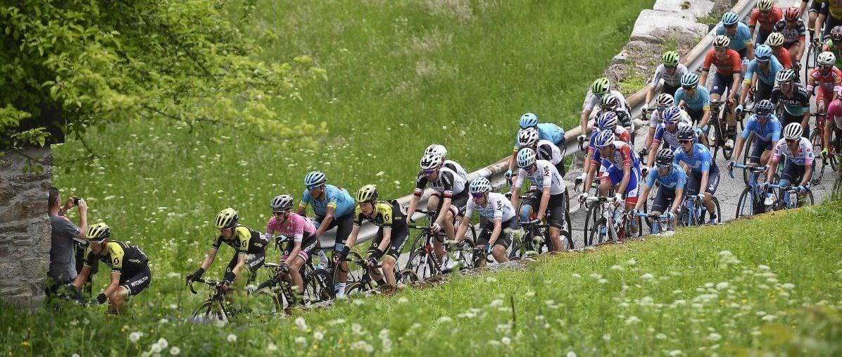 ACI al Giro d'Italia 2019 per la sicurezza stradale