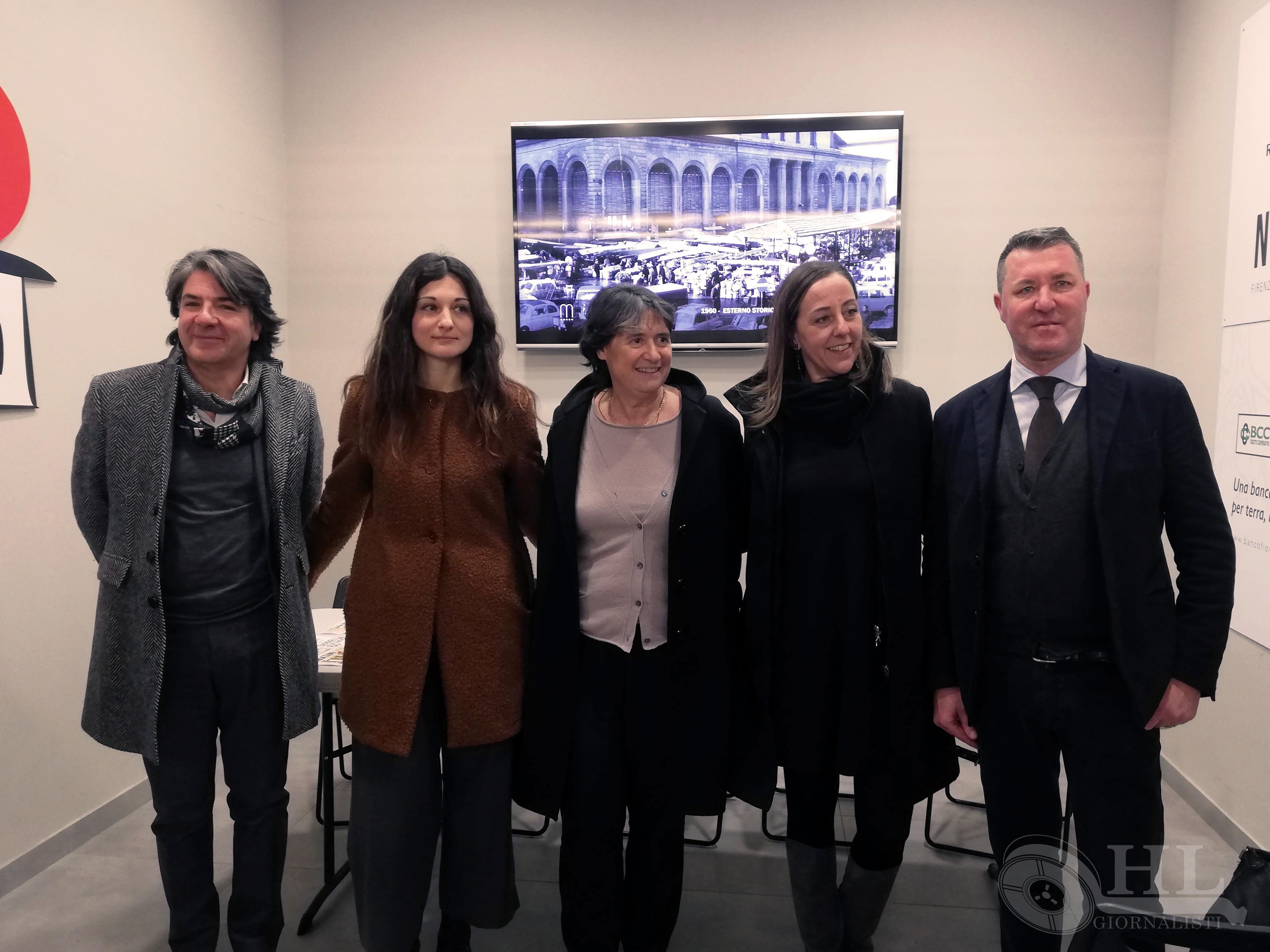 IL PIANO TERRA DEL MERCATO CENTRALE A SOSTEGNO DELLA FONDAZIONE DELL'OSPEDALE PEDIATRICO MEYER